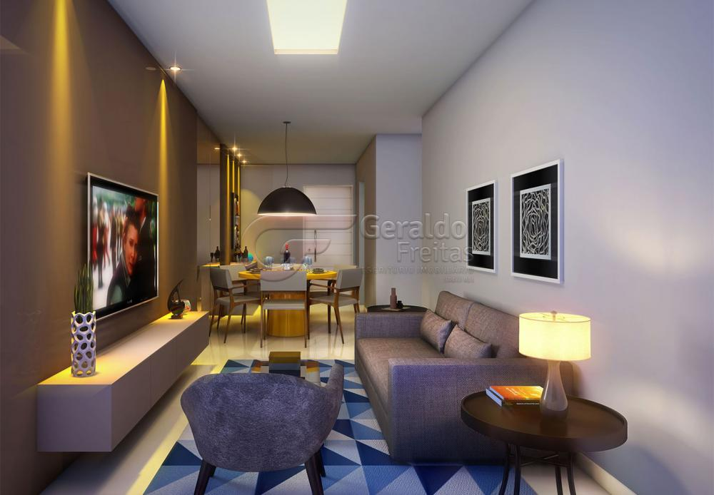Maceio Apartamento Venda R$331.950,00 3 Dormitorios 1 Suite Area construida 67.59m2