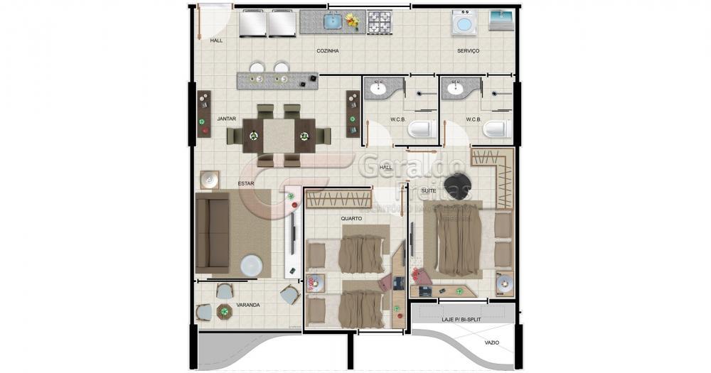 Comprar Apartamentos / 02 quartos em Maceió apenas R$ 305.498,96 - Foto 4