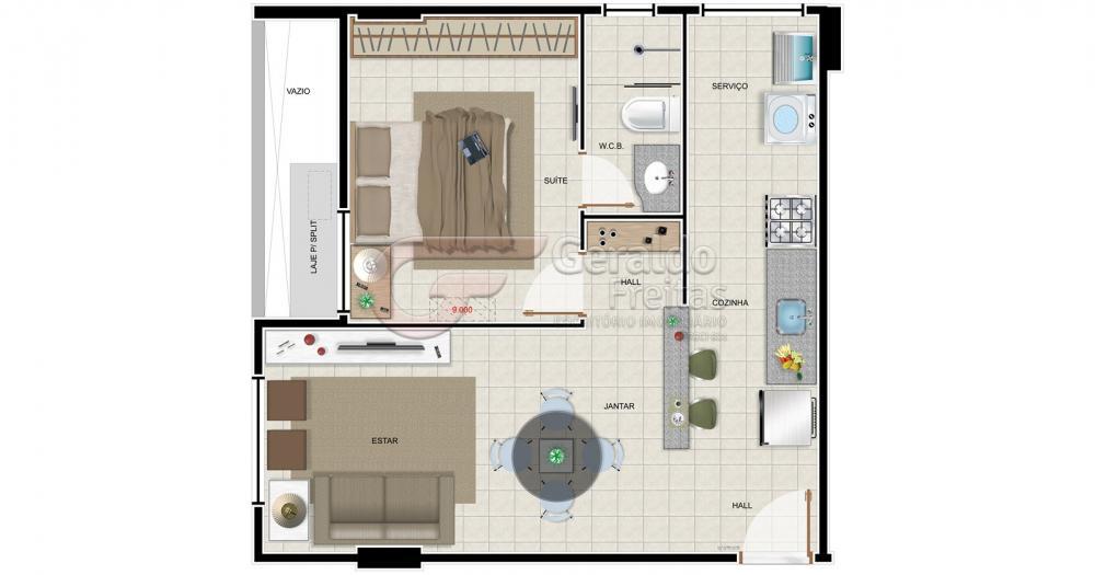 Comprar Apartamentos / 02 quartos em Maceió apenas R$ 305.498,96 - Foto 7