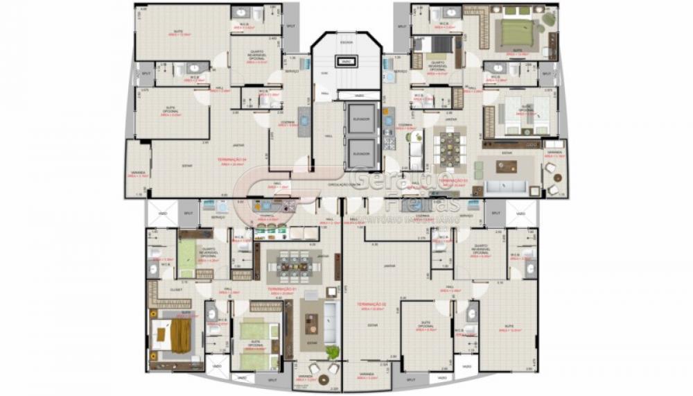 Comprar Apartamentos / 03 quartos em Maceió apenas R$ 447.000,00 - Foto 5