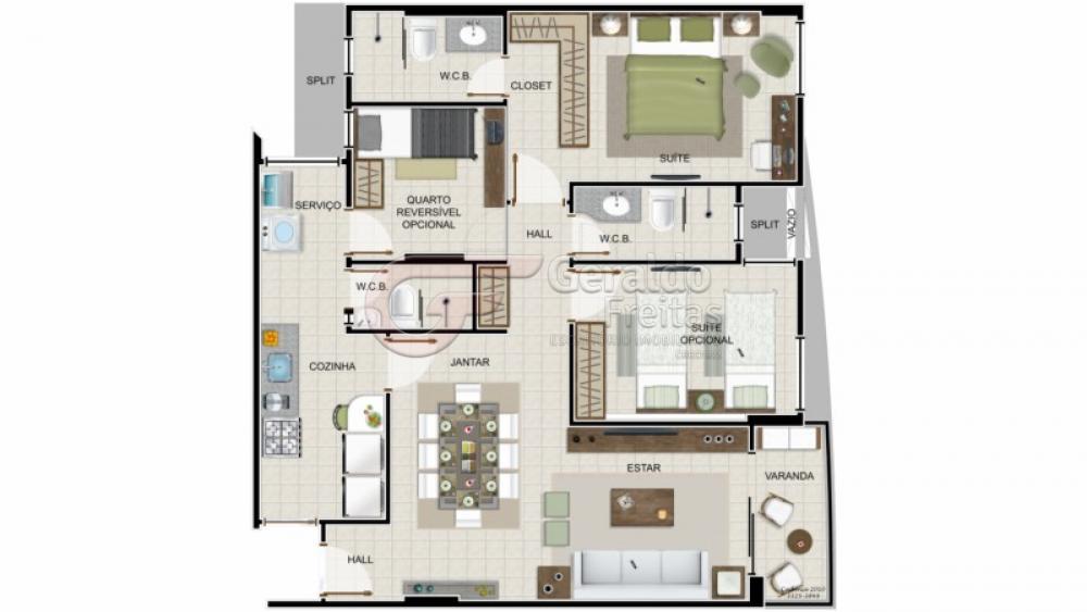 Comprar Apartamentos / 03 quartos em Maceió apenas R$ 447.000,00 - Foto 3