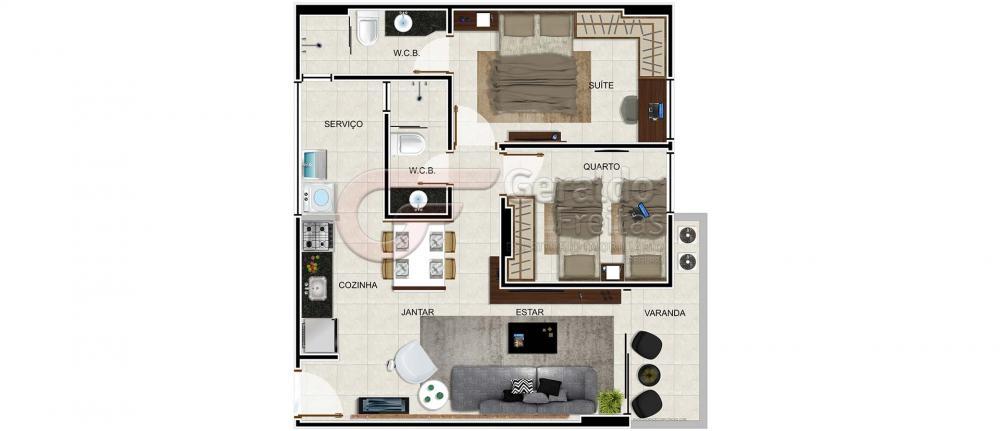 Comprar Apartamentos / 02 quartos em Maceió apenas R$ 370.000,00 - Foto 14