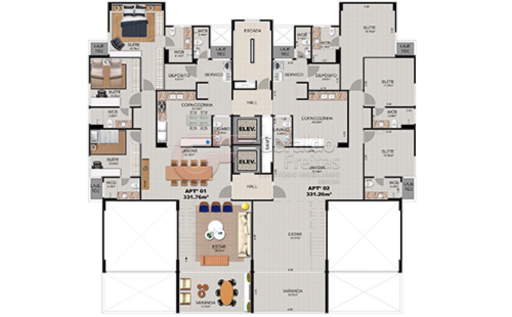 Comprar Apartamentos / Padrão em Maceió apenas R$ 1.000.000,00 - Foto 23