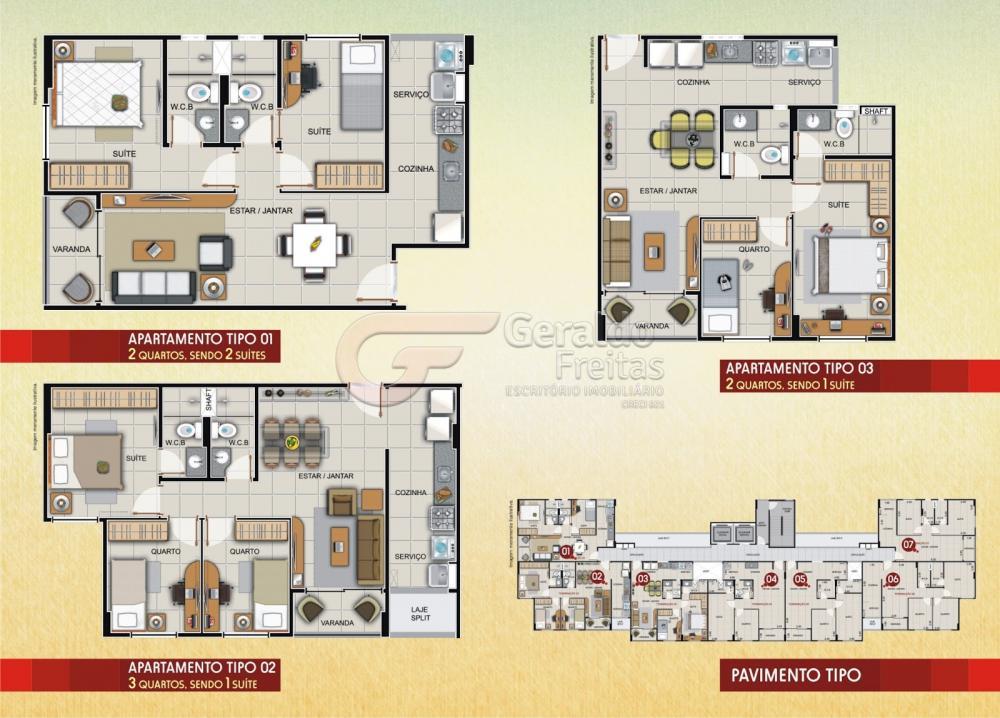 Comprar Apartamentos / Padrão em Maceió apenas R$ 263.000,00 - Foto 3