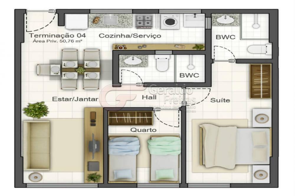 Comprar Apartamentos / Padrão em Maceió apenas R$ 275.000,00 - Foto 18