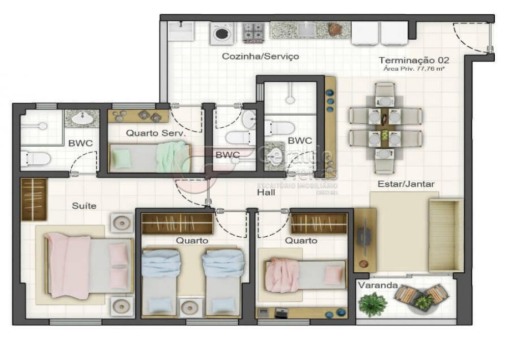 Comprar Apartamentos / Padrão em Maceió apenas R$ 275.000,00 - Foto 19