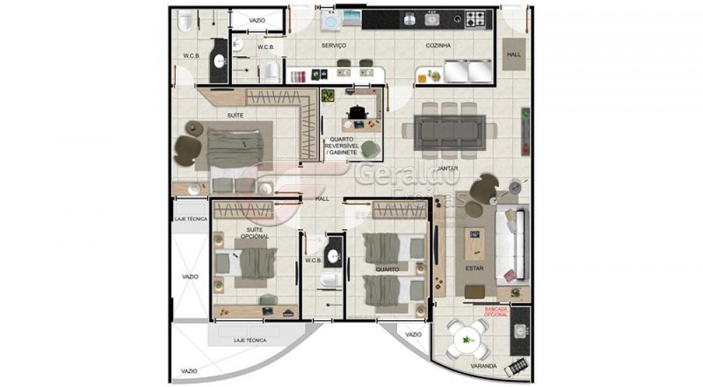 Comprar Apartamentos / Padrão em Maceió apenas R$ 630.000,00 - Foto 22