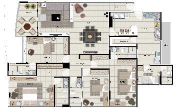 Comprar Apartamentos / 04 quartos em Maceió apenas R$ 1.100.000,00 - Foto 2